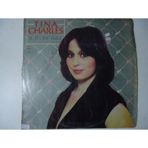 Disco De Vinil Lp Tina Charles Just One Smile Lindoooooooo