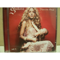 Cd - Shakira - Fijación Oral - Volume 1