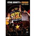 Cesar Menotti & Fabiano - Voz Do Coração Ao Vivo - Dvd Novo