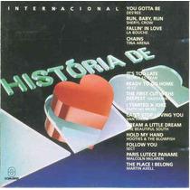Cd Novela História De Amor Internacional 1995