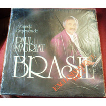 041 Mvd- Lp 1978- Paul Mauriat Brasil Vol 2- Vinil Orquestra