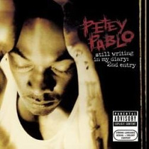 Cd - Petey Pablo - Still Writing In My Diary : 2nd