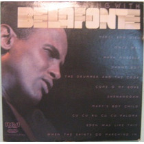 Harry Belafonte - An Evening With Belafonte - Lp Importado