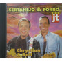Christian E Ralf Cd Sertanejo E Forro No Jt