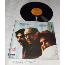 Lp Ornella Vanoni Vinicius De Moraes Toquinho Rca Victor 76