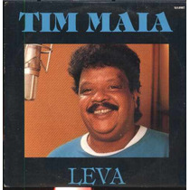 Tim Maia - Compacto De Vinil Leva - 1984