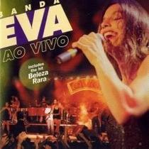 Cd - Banda Eva - Ao Vivo - Lacrado