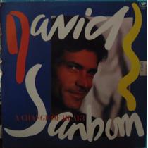 Lp David Sanborn - A Change Of Heart - 1987 - Wb