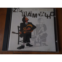 Cd Zé Ramalho 20 Anos Antologia Acústica Cd Duplo