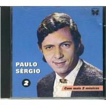 Cd Paulo Sérgio - Paulo Sérgio 2 - 1968