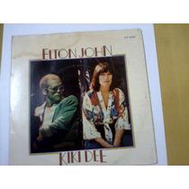 Compacto Elton John Kiki Dee