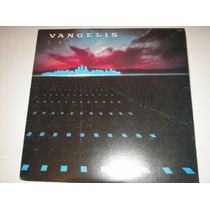 Lp Vangelis - The City - 1990 - Com Encarte