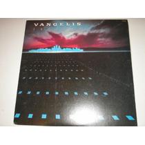Lp Vangelis - The City - 1990 - Com Encarte