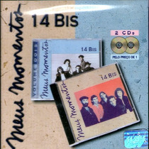 Cd / 14 Bis (c/ Flavio Venturini) (1999) Meus Momentos 1-2