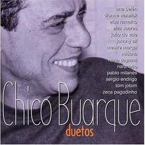 Cd Chico Buarque - Duetos (2002) Novo Original Lacrado