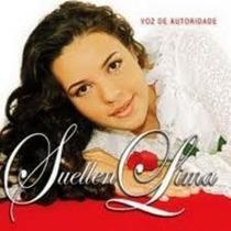 Cd Suellen Lima - Voz De Autoridade / Bônus Playback.
