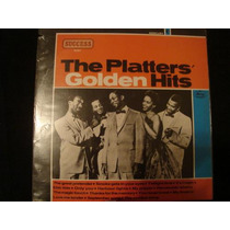 Lp The Platters Golden Hits Soul Jazz Blues