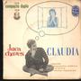 Juca Chaves - Compacto De Vinil Cláudia - Mono