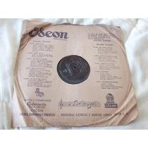 78 Rpm Trio Irakitan Violeta Cavalcante Odeon 1956 Deixa Eu