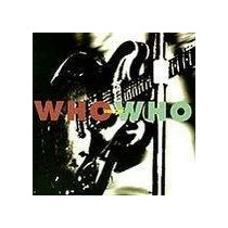 Cd The Who - Who Covers Who (importado-frete Gratis)