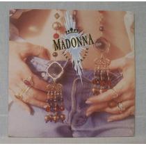 Lp Madonna - Like A Prayer - Sire - 1989