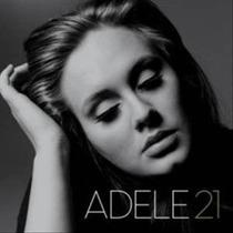 Cd Adele 21- Novo Lacrado Original