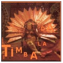 Cd Timbalada - Mãe De Samba - Frete Gratis