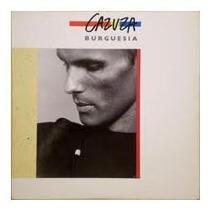 Lp Vinil - Cazuza - Burguesia (1989) - Duplo
