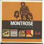 Montrose Original Álbum Series 2011 5cdbox (nm/nm)(eu) Impor