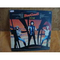 Lp - Bee Gees - In Love (runto Me, Israel, Too Much Heaven)
