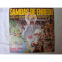 Lp - Sambas De Enredo - Grupo 1 A - 1987