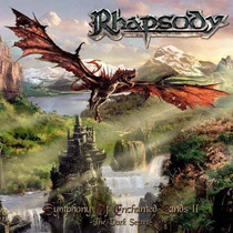 Rhapsody Symphony Of Enchanted Lands Ii Cd+dvd Novo Lacrado