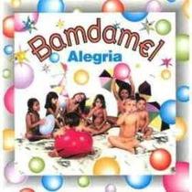 Cd Banda Mel - Alegria ( 1996 )