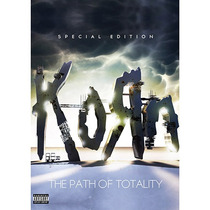 Dvd - Korn - The Path Of Totality - Duplo E Lacrado