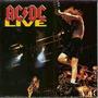 Ac Dc - Live - Importado - Made In Usa
