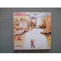 A Touch Of Country Vol. 2 - Lp, Edição 1982