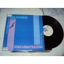 Lp Chris De Burgh, Joan Armatrading, Disco Mix, 1988