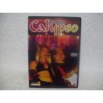 Dvd Original Banda Calypso- Ao Vivo