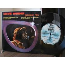 Compacto Duplo Stevie Wonder Duplo Perfeito Estado 1979