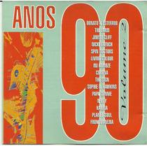 Anos 90 Volume 2 - Donato E Estefano Karina Jimmy Cliff Nboy