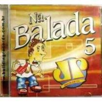 Cd Na Balada 5 - Jovem Pan - Original