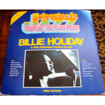 315 Mdv- Lp 1980- Billie Holiday- Jazz- Vinil- Inter -jazz