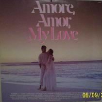 Lp Love Is Love - Foreigner, Jon & Vangelis, Alan Parson