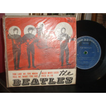 The Beatles Vinil Cp Duplo You Like Me Too Much