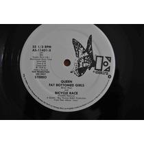 Disco Vinil De Queen Fat Bottomed Girls Maxi Single