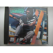 Cd O Sorriso Do Lagarto Nacional - 1991 - Novela Original