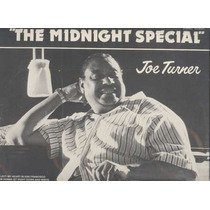 Joe Turner Lp The Midnight Special - 1980