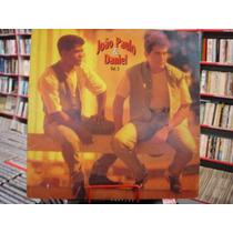 Lp - João Paulo E Daniel - Vol 5 - O Cheiro Dela - 1993