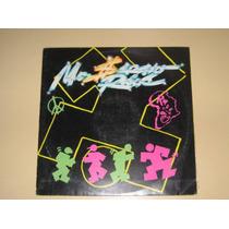 Mc Sergio Rick - C/ Encarte - 1991 - Lp Vinil