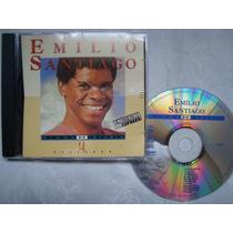 Cd - Emilio Santiago - Minha História - 14 Musicas